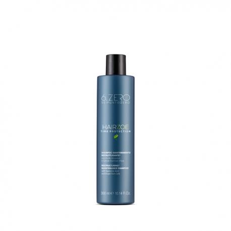 Šampón na vlasy - 300ml - hair zoe na poškodené vlasy