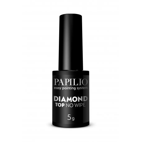 Gél UV top coat - diamond no wipe 5ml
