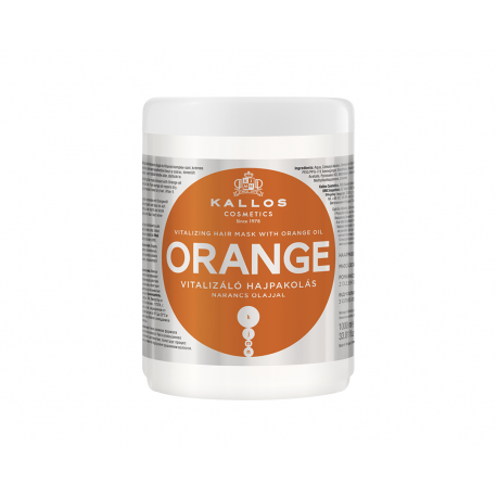 Maska - orange  -  1000ml