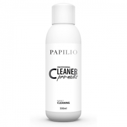 Odmasťovač nechtov, čistič nechtov- cleaner - 500ml