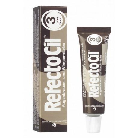 Refectocil - hnedá 3