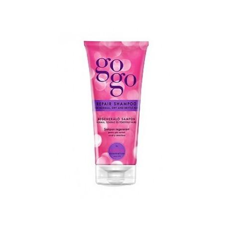 Hydratačný, regeneračný šampón - 200ml - gogo