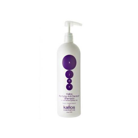 Šampón na lupiny a mastné vlasy - 1000ml