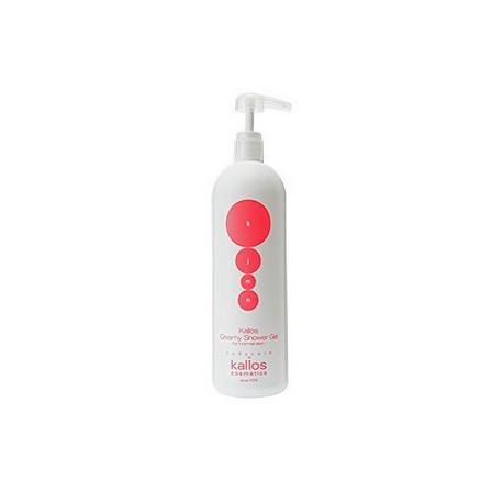 Sprchový gél s vôňou argánového oleja -1000ml