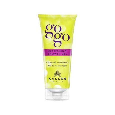 Osviežujúci sprchový šampón - GOGO-200ml