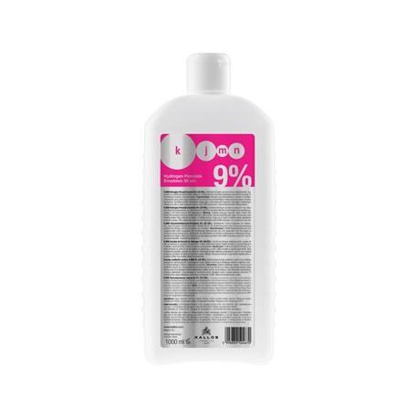 Krémový peroxid kallos (OXI-KJMN) - 9% - 1000ml