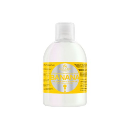 Šampón na vlasy-banana 1000ml