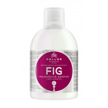 Šampón na vlasy fig 1000ml