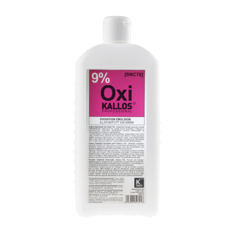 Oxidant kremovy - 9% - 1000ml