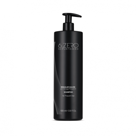 Šampón na vlasy 6 Zero - 1000ml - regular