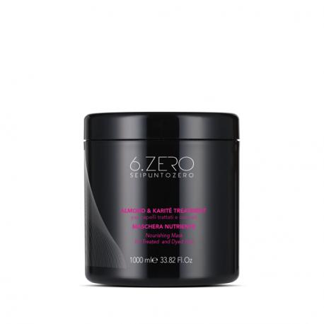 Maska na vlasy- 6 Zero - 1000ml - almond -katité