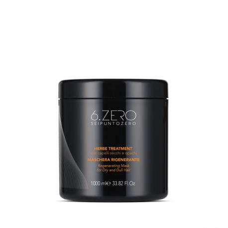 Maska na vlasy- 6 Zero - 1000ml - herbe treatment