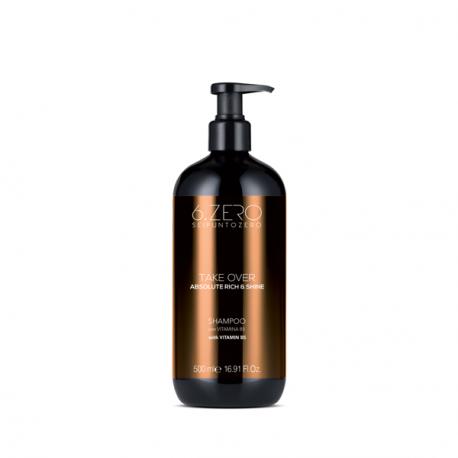 Šampón na vlasy 6 Zero - 500ml - shine