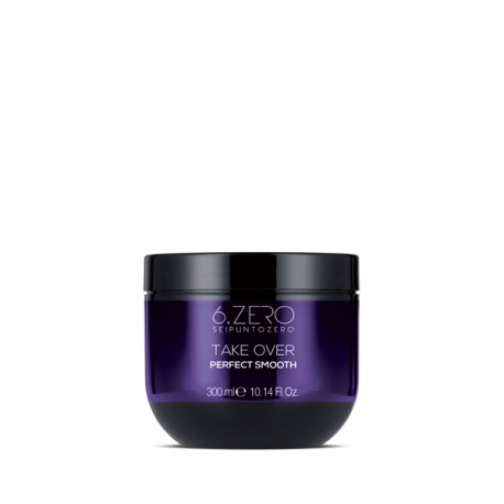Maska na vlasy- 6 Zero - 300ml - smooth
