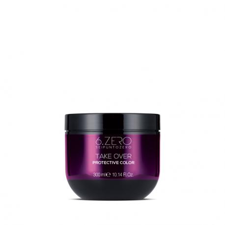 Maska na vlasy- 6 Zero - 300ml - color