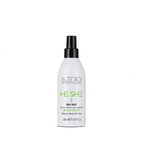 Maska v spreji - 6 Zero - 200ml - sea salt 1