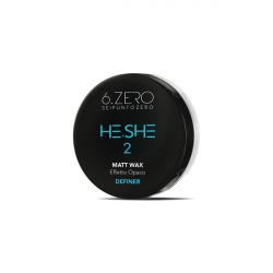Vosk na vlasy - 6 Zero matt wax 100ml