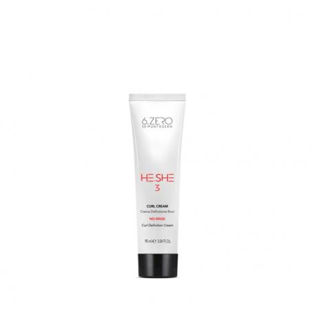 Krém na tvorbu vĺn, kučier  - 6 Zero - 90ml - curl cream