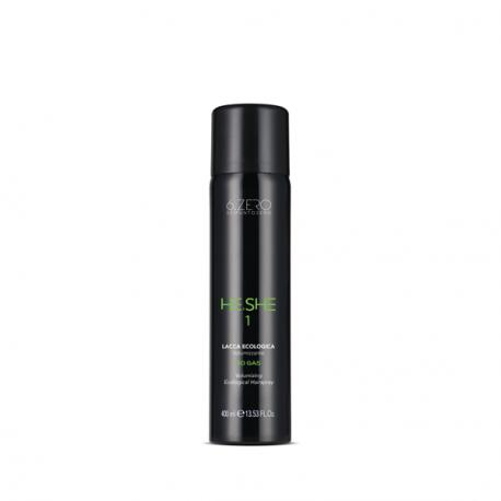 Lak na vlasy - 6 Zero - 400ml - ecologica no gas
