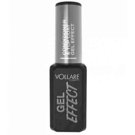 Top coat - gélový efekt - 10ml