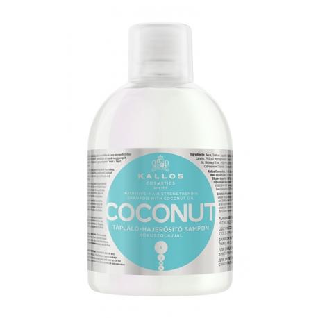 Šampón na vlasy - coconut 1000ml