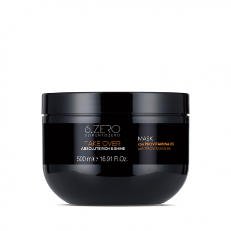 Maska na vlasy- 6 Zero - 500ml - shine