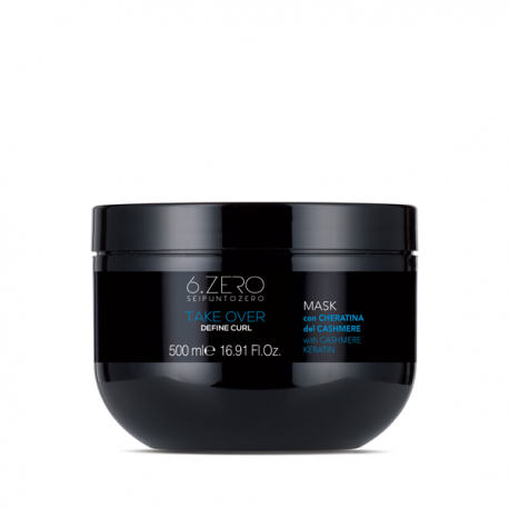 Maska na vlasy- 6 Zero - 500ml - curl