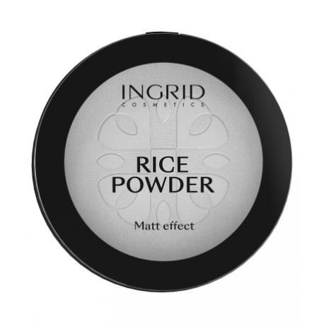 Púder na tvár - ryžový