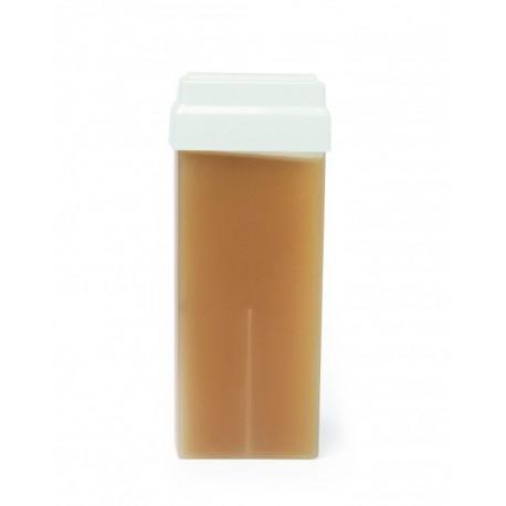 Depilačný vosk - eau de parfum rose - na jemnú pokožku