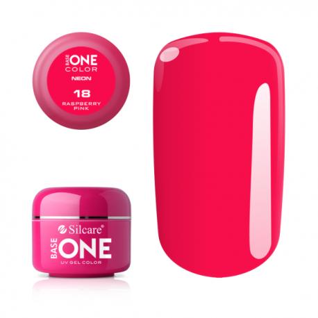 Gél na nechty-5g neon-neon raspberry pink 18