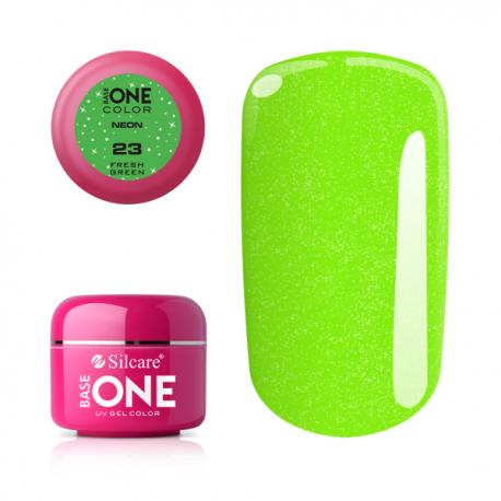 Gél na nechty-5g neon-neon fresh green 23