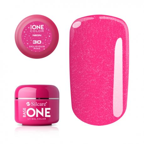Gél na nechty-5g neon-neon delicious pink 30