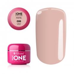 Gél na nechty-pastel light pink-8
