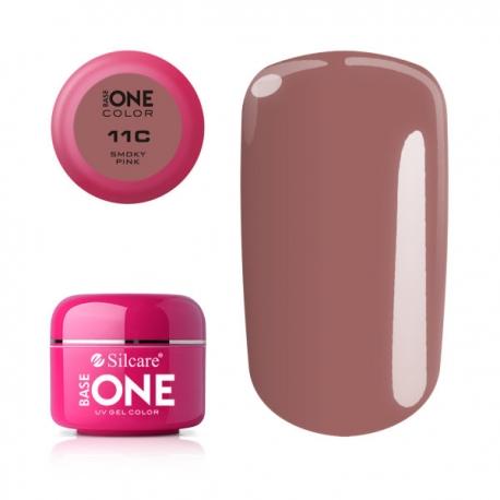 Gél na nechty-smoky pink-11c