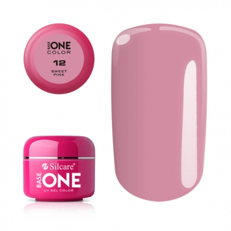 Gél na nechty-sweet pink-12