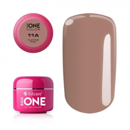 Gél na nechty-flaming pink-11a