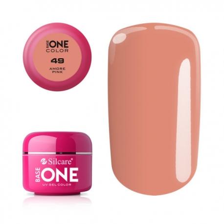 Gél na nechty-amore pink-49