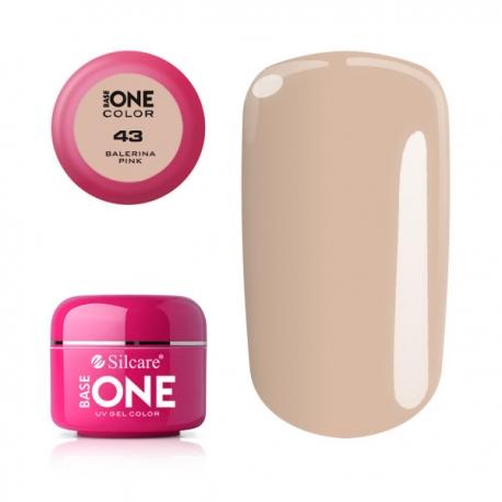 Gél na nechty-balerina pink-43